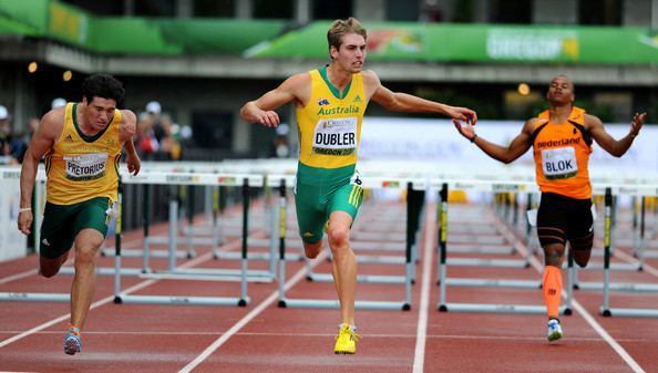 Cedric Dubler Cedric Dubler Photos Photos IAAF World Junior Championships Day 2