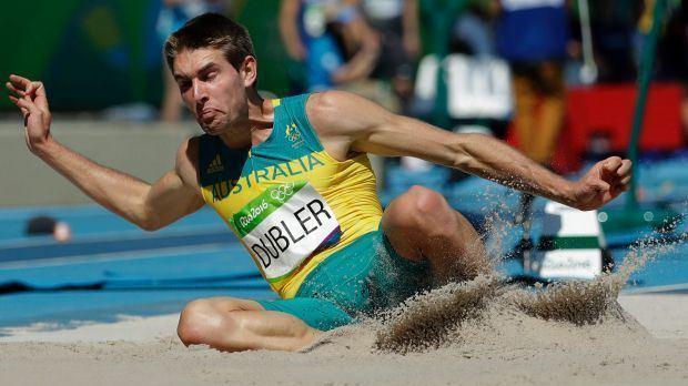 Cedric Dubler Australian decathlete Cedric Dubler 39let down39 by empty Rio Olympic