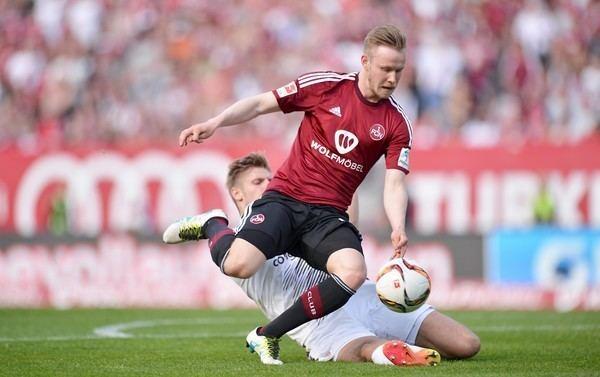 Cedric Teuchert Cedric Teuchert Pictures 1 FC Nuernberg v FC St Pauli 2