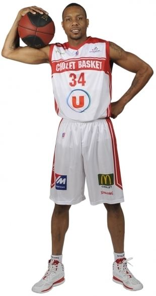 Cedrick Banks Cedrick BANKS Cholet Basket