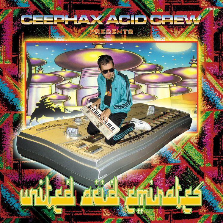Ceephax Acid Crew United Acid Emirates Ceephax