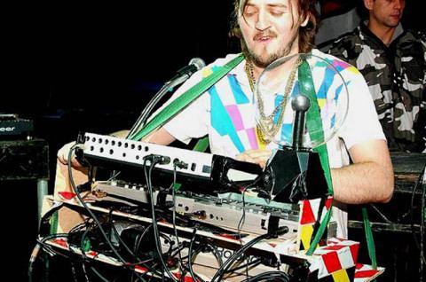 Ceephax Acid Crew FRIThe i AM presents Ceephax Acid Crew Live Sub Club