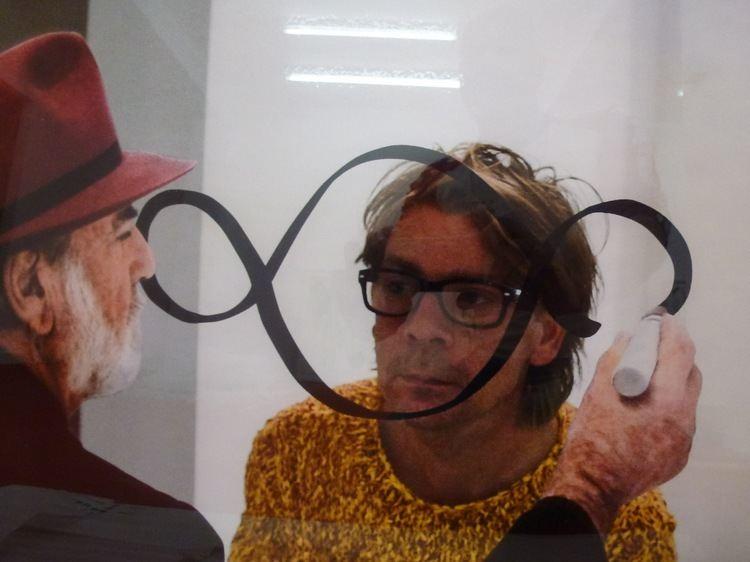 Cees Krijnen The Ultimate SelfPortrait CEES KRIJNEN with Ronald Ruseler