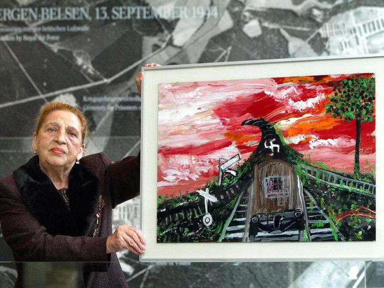 Ceija Stojka Ceija Stojka Holocaust survivor who championed Roma