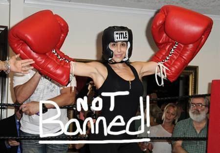 Celebrity Boxing celebrity boxing News and Photos Perez Hilton