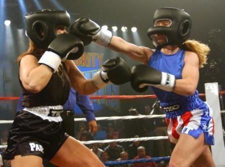 Celebrity Boxing Boxing Photos