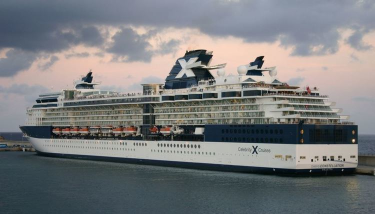 Celebrity Constellation Celebrity Constellation Itinerary Schedule Current Position