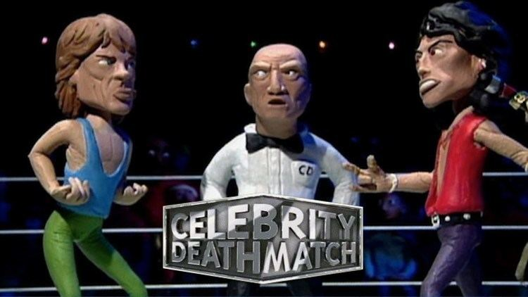 Celebrity Deathmatch Celebrity Deathmatch is returning to the ring