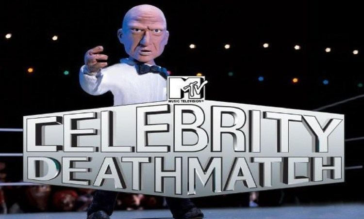 Celebrity Deathmatch Heavy Metal Gamer MTV Celebrity Deathmatch Review YouTube