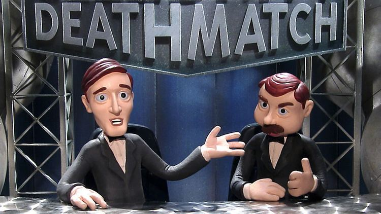 Celebrity Deathmatch Celebrity Deathmatch39 Is Back So Here Are Its Greatest Ever Music