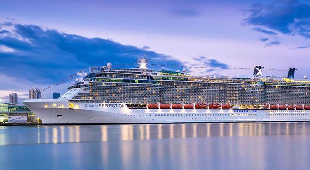 Celebrity Reflection Celebrity Reflection Cruise Ships Celebrity Cruises