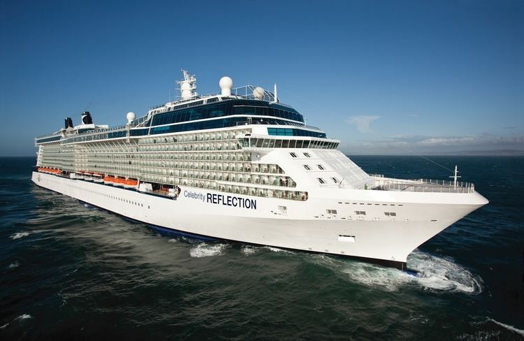 Celebrity Reflection CruiseDealscom On The Brand New Celebrity Reflection CruiseSource