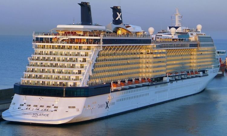 Celebrity Solstice Celebrity Solstice Itinerary Schedule Current Position CruiseMapper