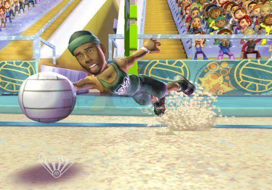 Celebrity Sports Showdown Celebrity Sports Showdown Wii Wii Feature HEXUSnet