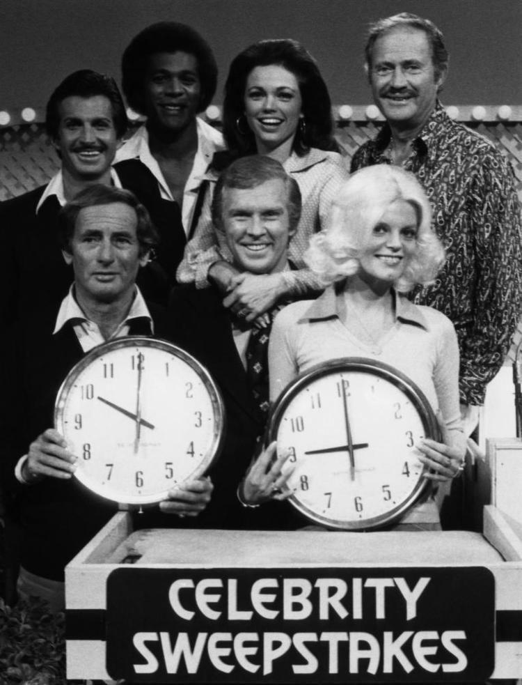 Celebrity Sweepstakes Celebrity Sweepstakes TV Series 1973