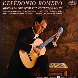 Celedonio Romero Recording Artist Celedonio Romero Blog Guitar Salon International