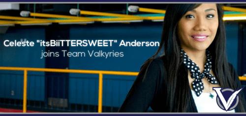 Celeste Anderson CELESTE ANDERSON