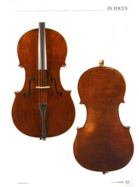 Celeste Farotti In Focus Celeste Farotti Giordano violins