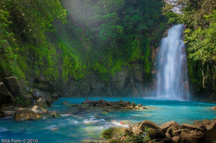 Celeste River Celeste River Costa Rica Amazing Places