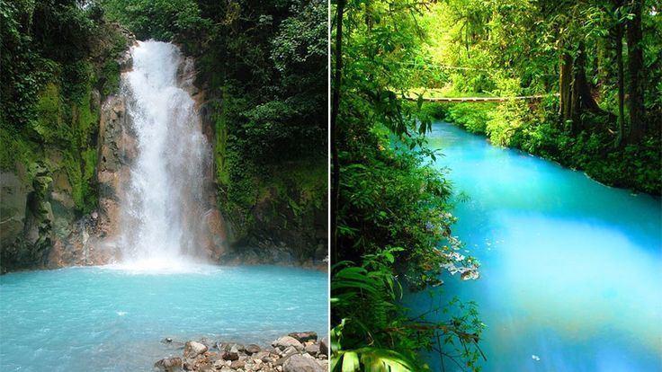 Celeste River Celeste River Tourism Costa Rica Next Trip Tourism Usa Tourism