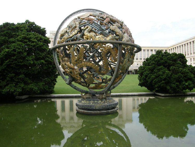 Celestial Sphere Woodrow Wilson Memorial