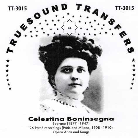 Celestina Boninsegna Truesound Transfers TT3015