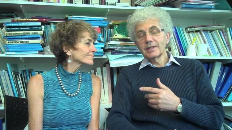 Celia Hoyles Richard Noss and Celia Hoyles on Seymour Papert YouTube