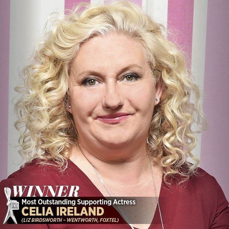 Celia Ireland Wentworths celia ireland takes home the most outstanding supporting