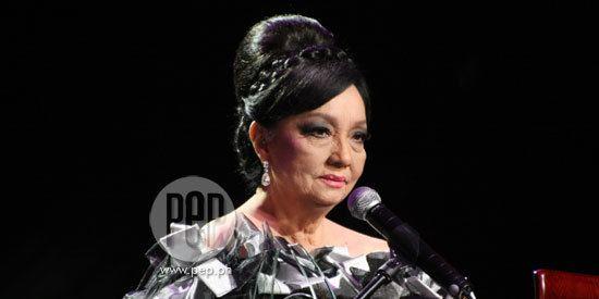 Celia Rodriguez Celia Rodriguez gets emotional over Lifetime Achievement