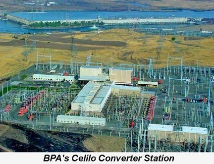 Celilo Converter Station VIDEO BPA puts Celilo Converter Station into service on power grid