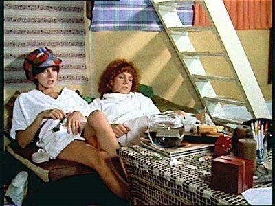 Celine and Julie Go Boating Shaggy Dog Movie CELINE AND JULIE GO BOATING Jonathan Rosenbaum