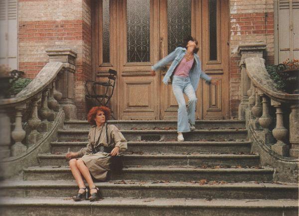 Celine and Julie Go Boating Pulling Focus Cline and Julie Go Boating 1974 Taste of Cinema