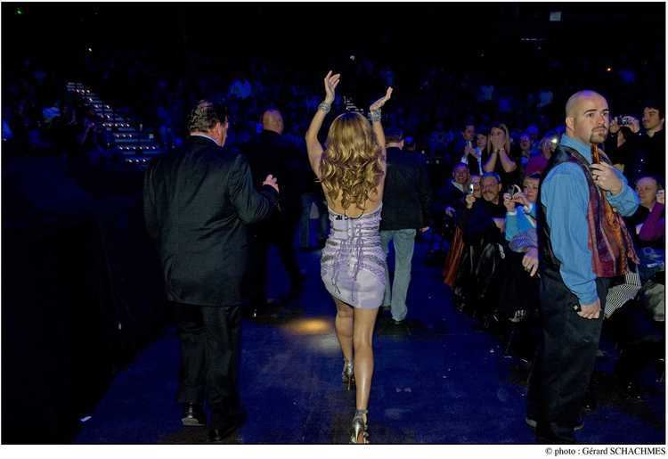 Celine: Through the Eyes of the World Photos of Celine Dion