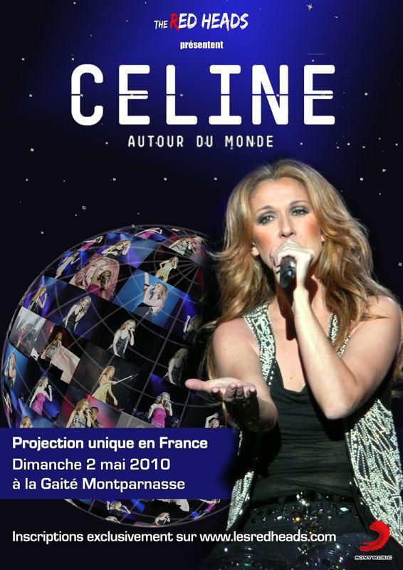Celine: Through the Eyes of the World Screening Cline Through The Eyes Of The World The Red Heads