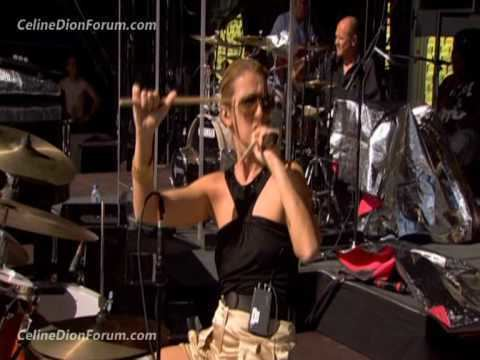 Celine: Through the Eyes of the World Celine Dion Through The Eyes Of The World NEW footage not in movie