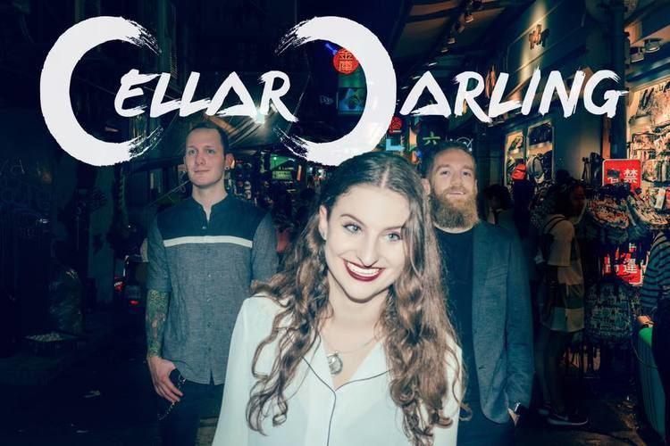 Cellar Darling Hurdy Gurdy Weekly HGWeekly Cellar Darling new band with Anna