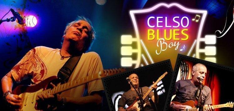 Celso Blues Boy O Mago das guitarras Celso Blues Boy em novo cd