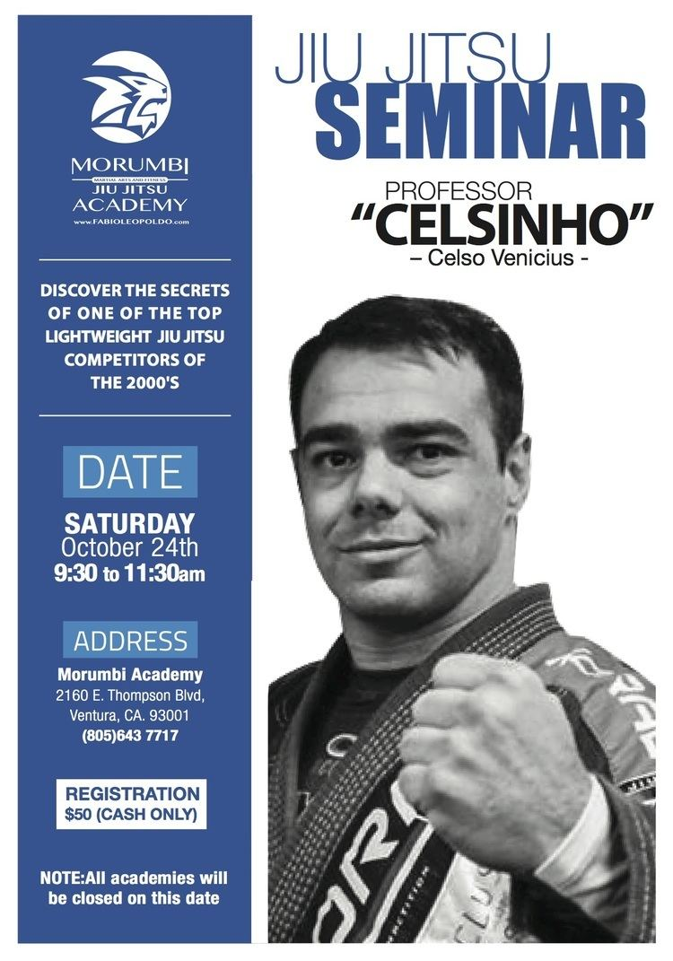 Celso Vinicius Professor Celso Vinicius Jiu Jitsu Seminar Morumbi Academy Fabio