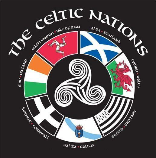 Celtic nations Celtic The Celtic Nations ANCIENT CELTIC DRUIDRY GAELIC