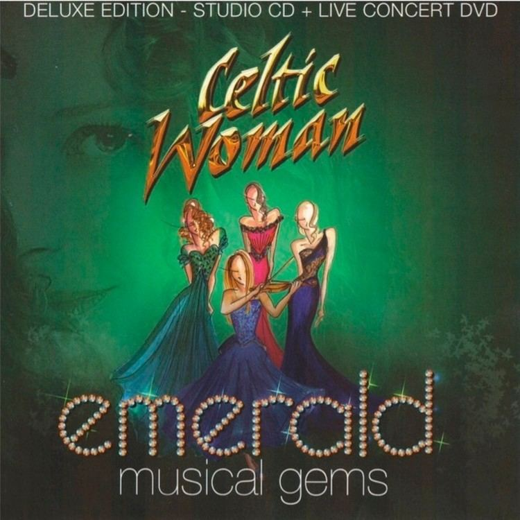 Celtic Woman: Emerald - Musical Gems httpswwwcelticwomancomcontentFilesproductIm