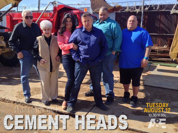 Cement Heads PHOTOS VIDEO AampE annnounces new Cement Heads reality show