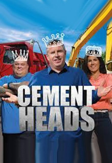 Cement Heads Watch Cement Heads Episodes Online SideReel