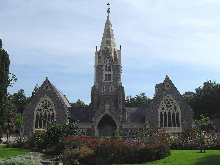 Cemeteries and crematoria in Brighton and Hove
