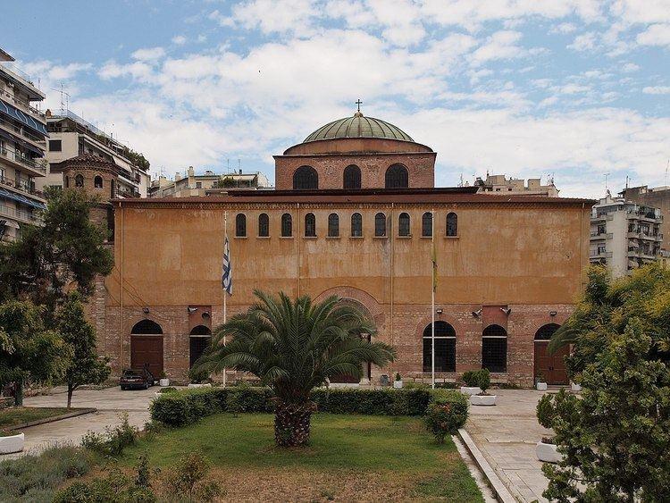 Cemetery Basilica (Thessaloniki)