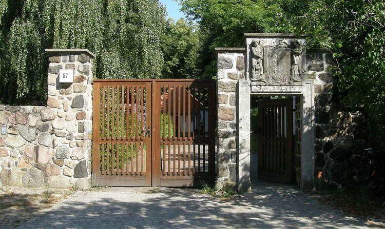 Cemetery Dahlem