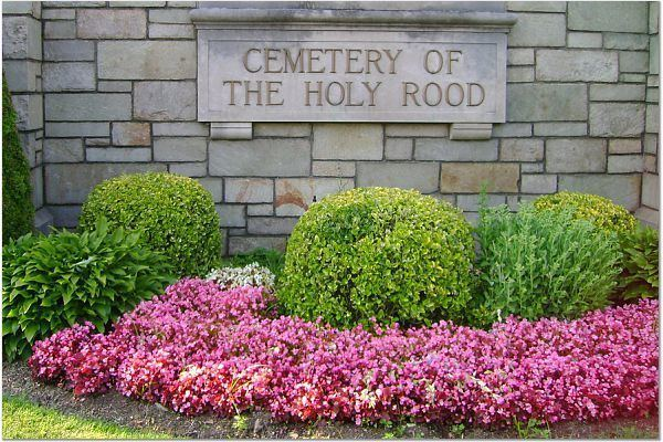 Cemetery of the Holy Rood wwwvandykesmithfamilycomvandykeocemeteries