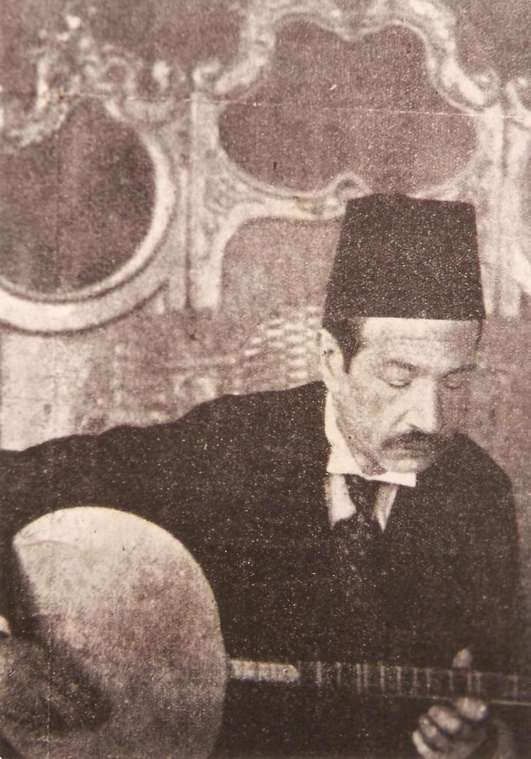 Cemil Bey Tanburi Cemil Bey