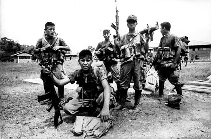 Cenepa War Giants of Cenepa