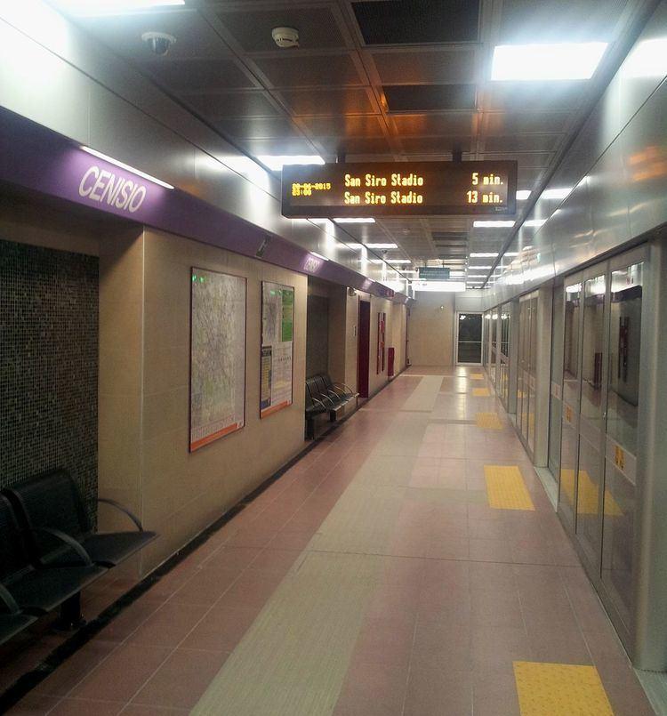 Cenisio (Milan Metro)