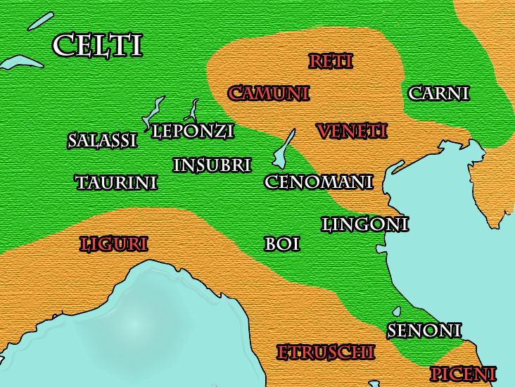 Cenomani (Cisalpine Gaul)
